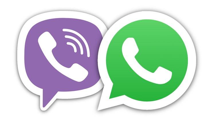 WhatsApp и Viber у Геофлор