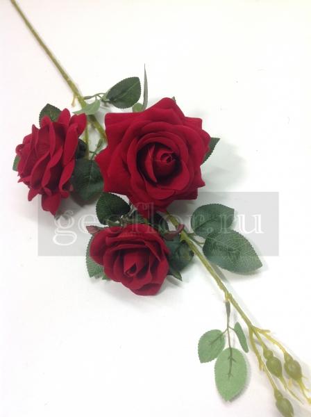 Ветка роз бархатных, 3 г