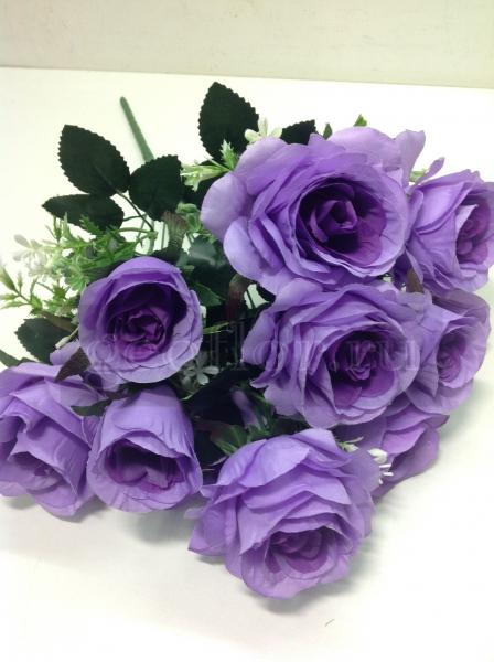 Букет роз с бутонами, 11 г