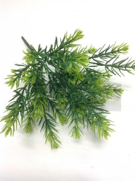 Букет зелени, пластик, 7 в