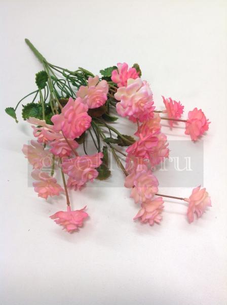 Букет роз, пластик, 5 в