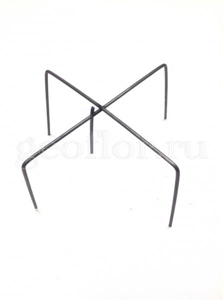 Каркас клумбы «П1», паук, 17х10.5 см