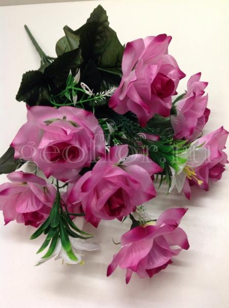 Букет роз, 11 в