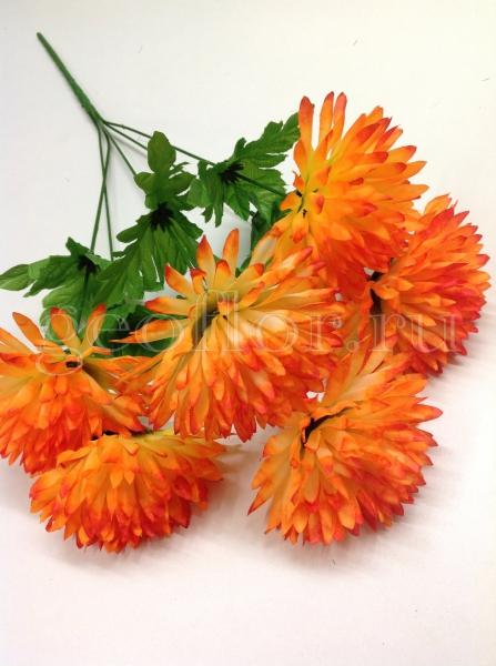 Букет хризантем, 6 г
