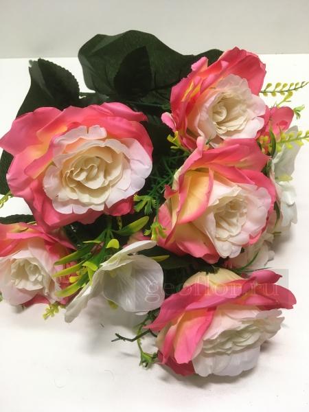 Букет роз и орхидей, 10 г