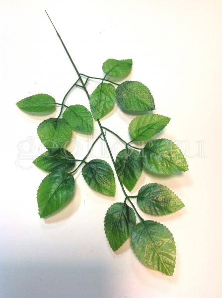 Листья розы, 45 см