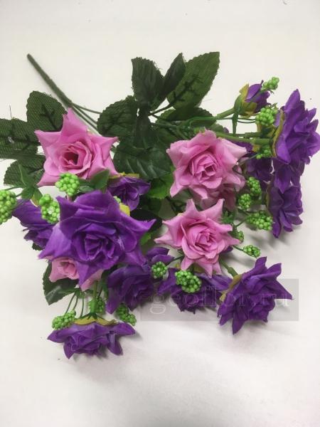 Букет роз, 5 в, 20 г