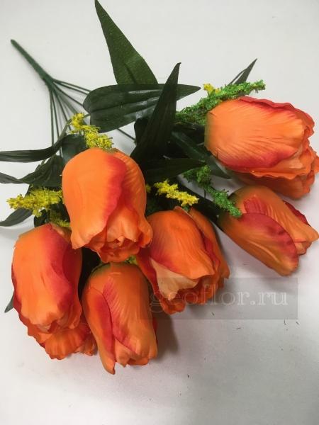 Букет тюльпанов, 9 г