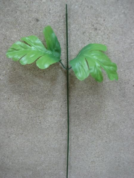 Ножка для хризантемы с 2 л., 45 см