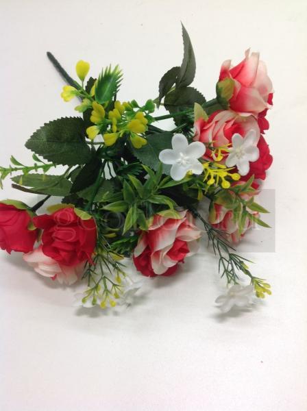 Букет роз, 5 в, 10 г
